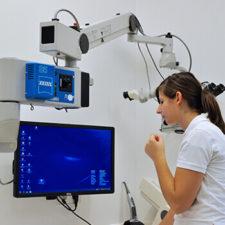 Modernste technische Mittel ermöglichen eine optimale Behandlung Ihrer Zähne